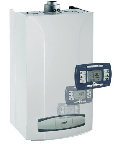 Котел газовый Baxi Luna-3 Comfort 240 Fi (24 кВт)