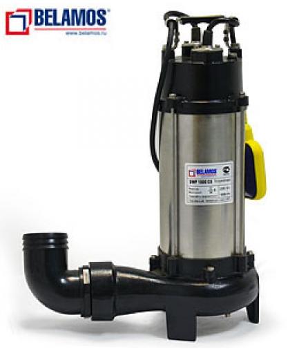 Фекальный насос Belamos DWP 1800 CS