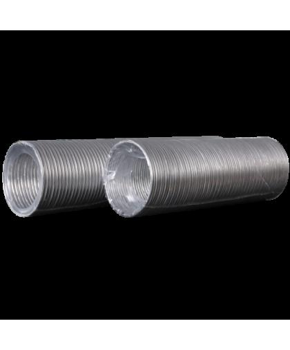Воздуховоды гибкие алюминиевые гофрированные (серия ВА)