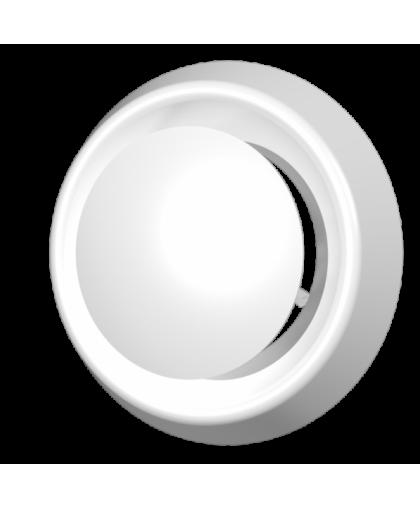 Анемостаты приточно-вытяжные регулируемые с фланцем серии АПВП