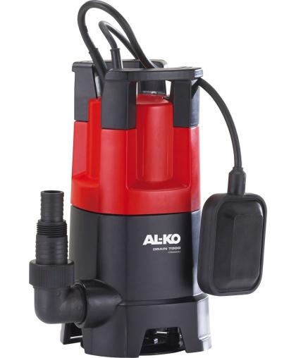 AL-KO насос погружной для грязной воды Drain 7000 Classic