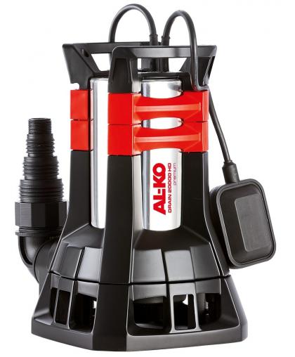AL-KO насос погружной для грязной воды Drain 20000 HD
