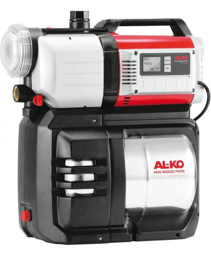 AL-KO насосная станция HW 6000 FMS Premium