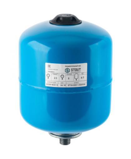 Гидроаккумулятор Stout STW-1-8