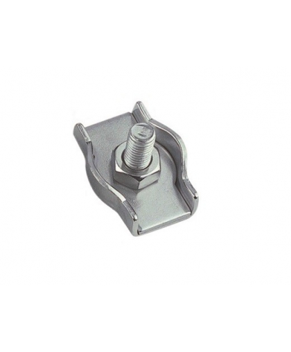 Зажим нержавеющий СИМПЛЕКС, Ø 4 мм