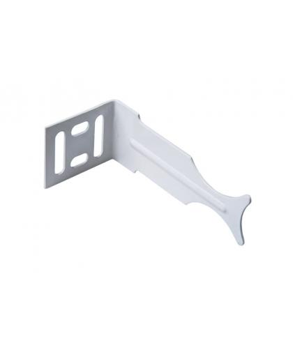 Кронштейн для радиатора универсальный угловой 90 мм