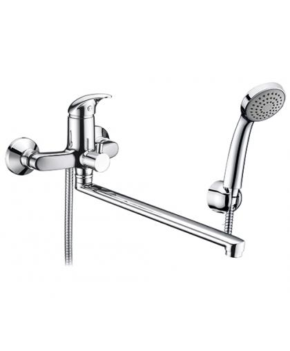 Isen 2602L Смеситель для ванны с длинным изливом
