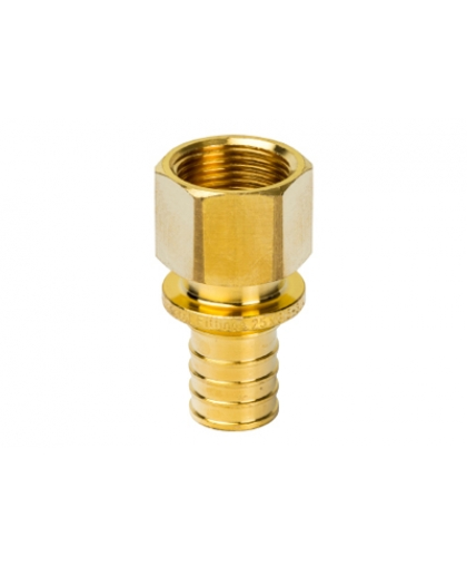 Переходник с внутренней резьбой для труб из сшитого полиэтилена