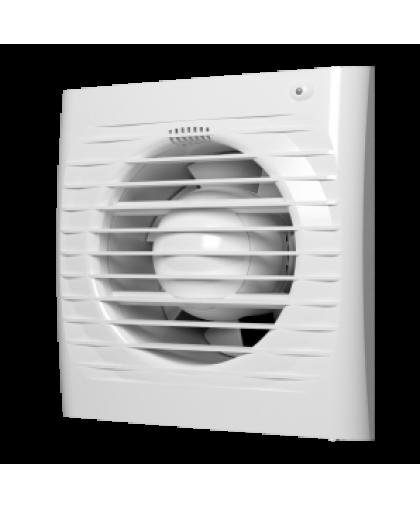 Вентилятор осевой накладной серии ERA 4S D100