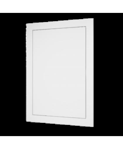 Люк-дверца ревизионный пластиковый с фланцем серии Л