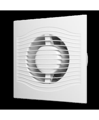 Вентилятор осевой накладной серии SLIM 4C D100
