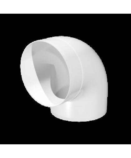 Колено круглое 90° 10ККП 100