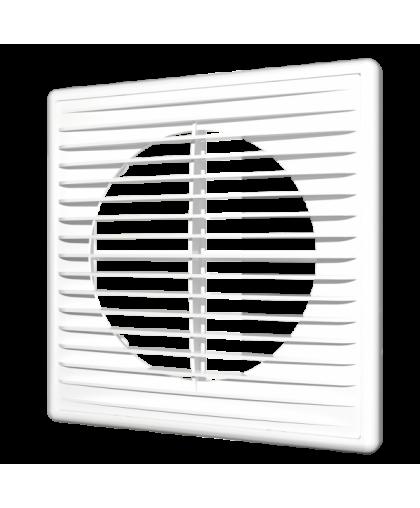 Решётки вентиляционные разъёмные с сеткой (серия П) 1825